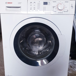 BOSCH Logixx8 Sensitive 8kg